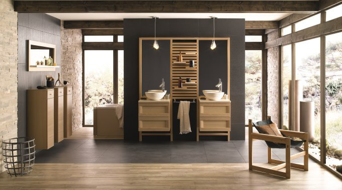 salle de bains les derni res tendances et id es d co. Black Bedroom Furniture Sets. Home Design Ideas